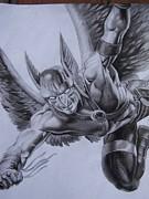 Luis Carlos Alvarado - Hawkman
