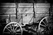 Wagon Wheels Photos - Hay Ride by Amanda Eberly-Kudamik
