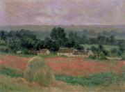Claude Monet - Haystack at Giverny