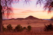 Colorado Mountain Prints Posters - Haystack Mountain - Boulder County Colorado -  Sunset Evening Poster by James Bo Insogna