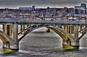 Sask Originals - HDR Bridge by Colin Chatfield