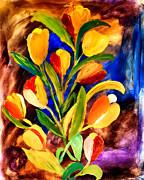 Simon Bratt Photography LRPS - HDR Tulips art