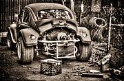 Mechanic Framed Prints - Hdrvdub2 Framed Print by Andrew Kubica