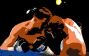 Boxing Digital Art Metal Prints - Head to head Metal Print by David Lee Thompson