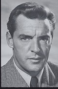 40-44 Years Framed Prints - Headshot Of A Businessman, 1950s Framed Print by Archive Holdings Inc.