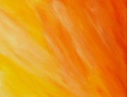 Sun Rays Painting Prints - Healing Rays - Heaven Series Print by Tracy Evans