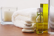 Still Life Photo Originals - Health Spa by Atiketta Sangasaeng