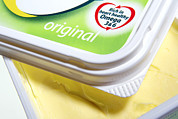 Labelling Posters - Healthy Margarine Poster by Mark Sykes