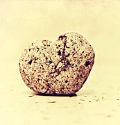 Heart Stone Art - Heart of Stone by Kristin Kreet