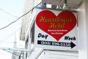 Heartbreak Hotel Prints - Heartbreak Hotel Print by Carl Purcell
