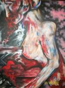 Mental Paintings - Heartburst by Gabe Alberro