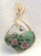Valentine Jewelry - Hearts and Roses by Linda Ray