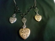 Open Jewelry - Hearts by Ginny Netherland