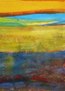 For Mixed Media Originals - Heat of the Day by Donna McLarty