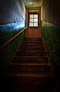 Haunted House Photos - Heaven is closed by Nathan Wright