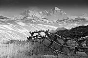 Grand Tetons Framed Prints - Heavens Gate.. Framed Print by Al  Swasey