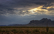 The Superstitions Photos - Heavens Gates  by Saija  Lehtonen