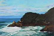 Les Herman - Heceta Head Lighthouse