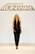 Mercedes-benz Fashion Week Show Art - Heidi Klum In Attendance For Project by Everett