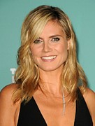 Heidi Posters - Heidi Klum In Attendance For Teennick Poster by Everett