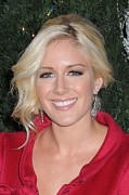 Heidi Montag At Arrivals For Mtv Hosts Print by Everett