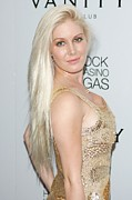 Bestofredcarpet Prints - Heidi Montag In Attendance For Heidi Print by Everett