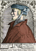 Expert Posters - Heinrich Cornelius Agrippa, German Poster by Science Source