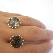 Bridge Jewelry - Heirloom Ring by Teresa Arana