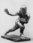 Featured Art - Heisman Memorial Trophy Award, Awarded by Everett
