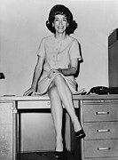Editor Photos - Helen Gurley Brown B. 1922 Innovative by Everett