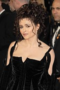 Carter Art - Helena Bonham Carter At Arrivals by Everett