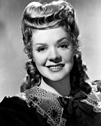 1943 Movies Photos - Hello, Frisco, Hello, Alice Faye, 1943 by Everett