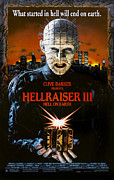 Hellraiser Framed Prints - Hellraiser Iii Hell On Earth, Doug Framed Print by Everett
