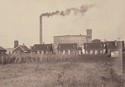 Lewis Wickes Hine Prints - Hells Half Acre, From Original Caption Print by Everett