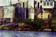 Alcatraz Art - Hells Own Rock by RC DeWinter