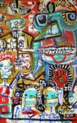 Help Make A Balance Print by Robert Wolverton Jr