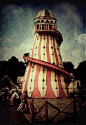 Julie Williams Metal Prints - Helter Skelter Metal Print by Julie Williams