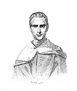 Clergy Photos - Henri Lacordaire (1802-1861) by Granger