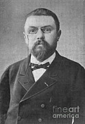 Henri Poincare, French Mathematician Print by Science Source