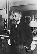 Mechanics Prints - Henri Poincare, French Polymath Print by Science Source