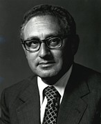 Kissinger Prints - Henry A. Kissinger Was Secretary Print by Everett