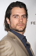 Tribeca Film Festival Posters - Henry Cavill At Arrivals For Whatever Poster by Everett