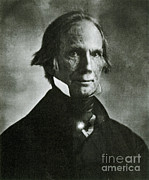 Western Kentucky Prints - Henry Clay Sr., American Politician Print by Photo Researchers
