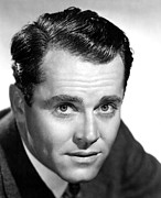 Fonda Framed Prints - Henry Fonda, 0841 Framed Print by Everett