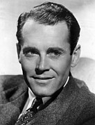 Fonda Photos - Henry Fonda, Ca. 1940s by Everett