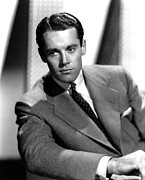 Fonda Framed Prints - Henry Fonda Framed Print by Everett