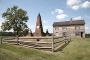 Manassas National Battlefield Park Photos - Henry Hill at Manassas by William Kuta