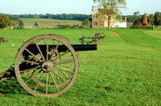 Manassas National Battlefield Park Photos - Henry Hill Manassas Battlefield National Park by Thomas R Fletcher