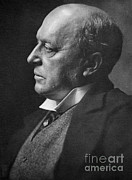 Photo Realism Photos - Henry James, American-born British by Photo Researchers, Inc.