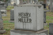 Haunted Mansion  Photos - Henry Miller by Liezel Rubin